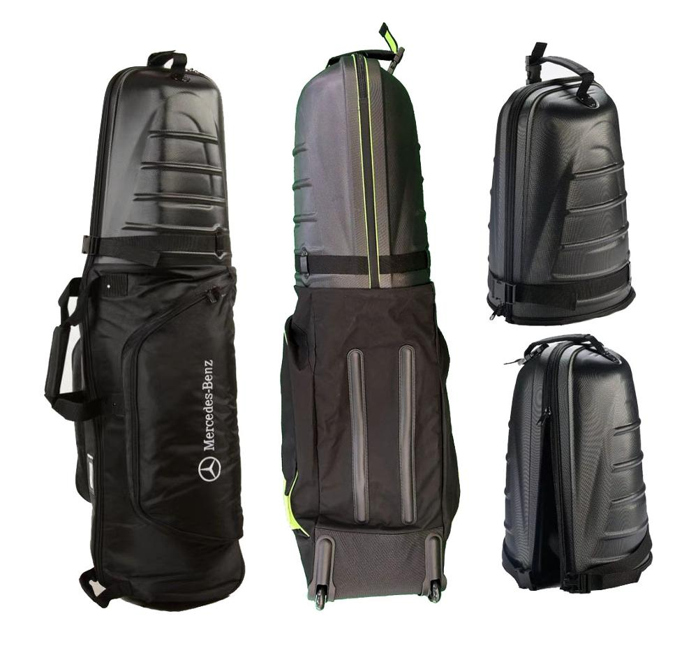 Golf Bag With Wheels Hard S Top