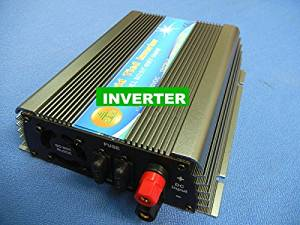 GOWE 600W/230V or 110v output , DC 15V-60V input grid tied inverter,pure sine wave power