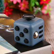 Easy carry mini fidget spinner toy best stress release magic cube 3.3cm fidget toys for adults