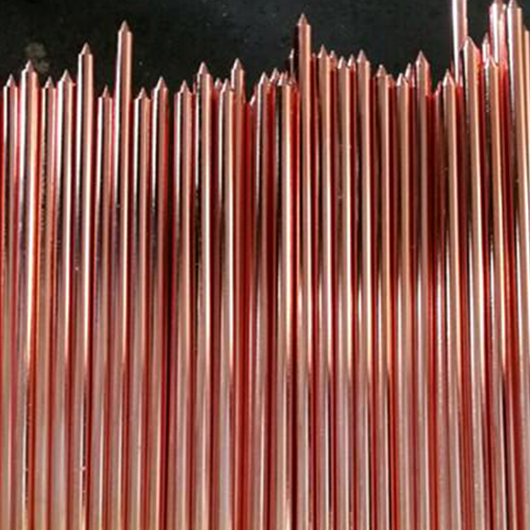 Hot Selling Clad Steel ground copper clad steel rod
