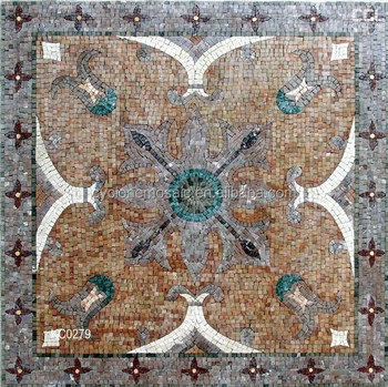Typical Handmade Marble Mosaic Parquet Floor Living Room, Floor Tile  Designs For Living Room
