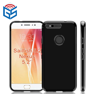 Full Clear Case For HTC Nexus Sailfish TPU Back Cover For Google Pixel 5.0