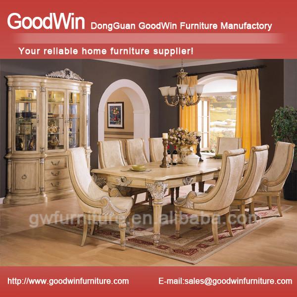 alibaba express italienne classique conception longue et troite table manger table en bois id. Black Bedroom Furniture Sets. Home Design Ideas