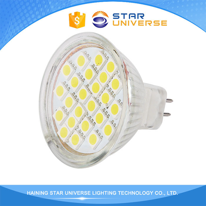 Well Selling China Manufacturer 3W 5W 6W 7W Mr16 Led Bulb Smd