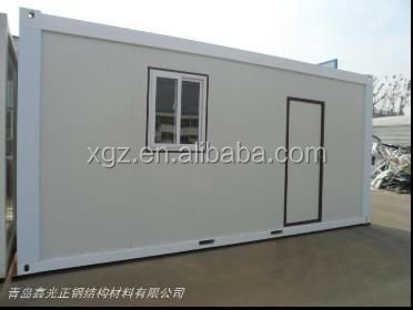 20 ft and 40ft Elegant Portable Container House Design