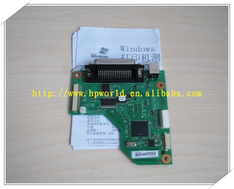 brand new printer parts hp 2035 p2035 formatter board main board mother board CC525-60001