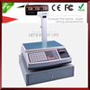 Weighing Barcode Supermarket label printer scale