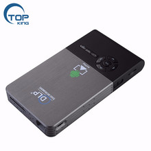 Best seller pico projector C2 1G 16G Battery Portable Home Theater Projector RK3128
