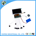 4.3 inch LCD display video booklets led video wall module