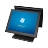 Double Screen Monitor 15 Inch High Definition Dual Touch Screen Monitor LCD And Monitor