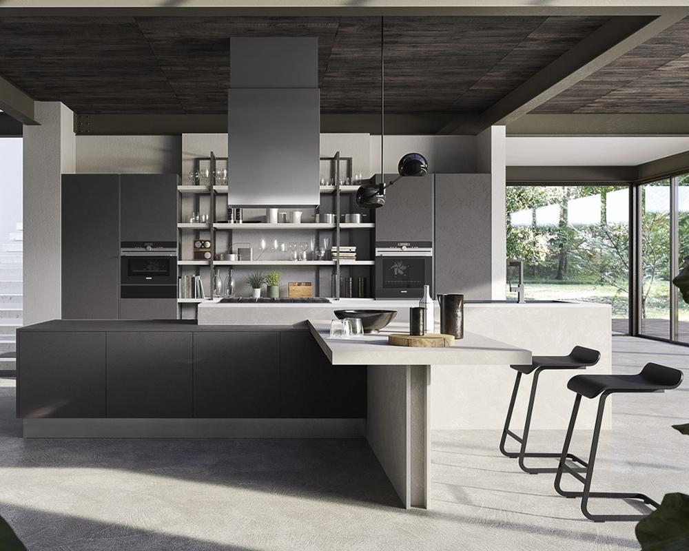 2019 Vermont Latest Kitchen Design Grey Color Melamine Modern Kitchen  Cabinet Colors - Buy Latest Kitchen Design,Kitchen Cabinet Design  2019,Modern ...