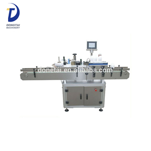 Cheap Price automatic round Bottle Label Printing Machine price