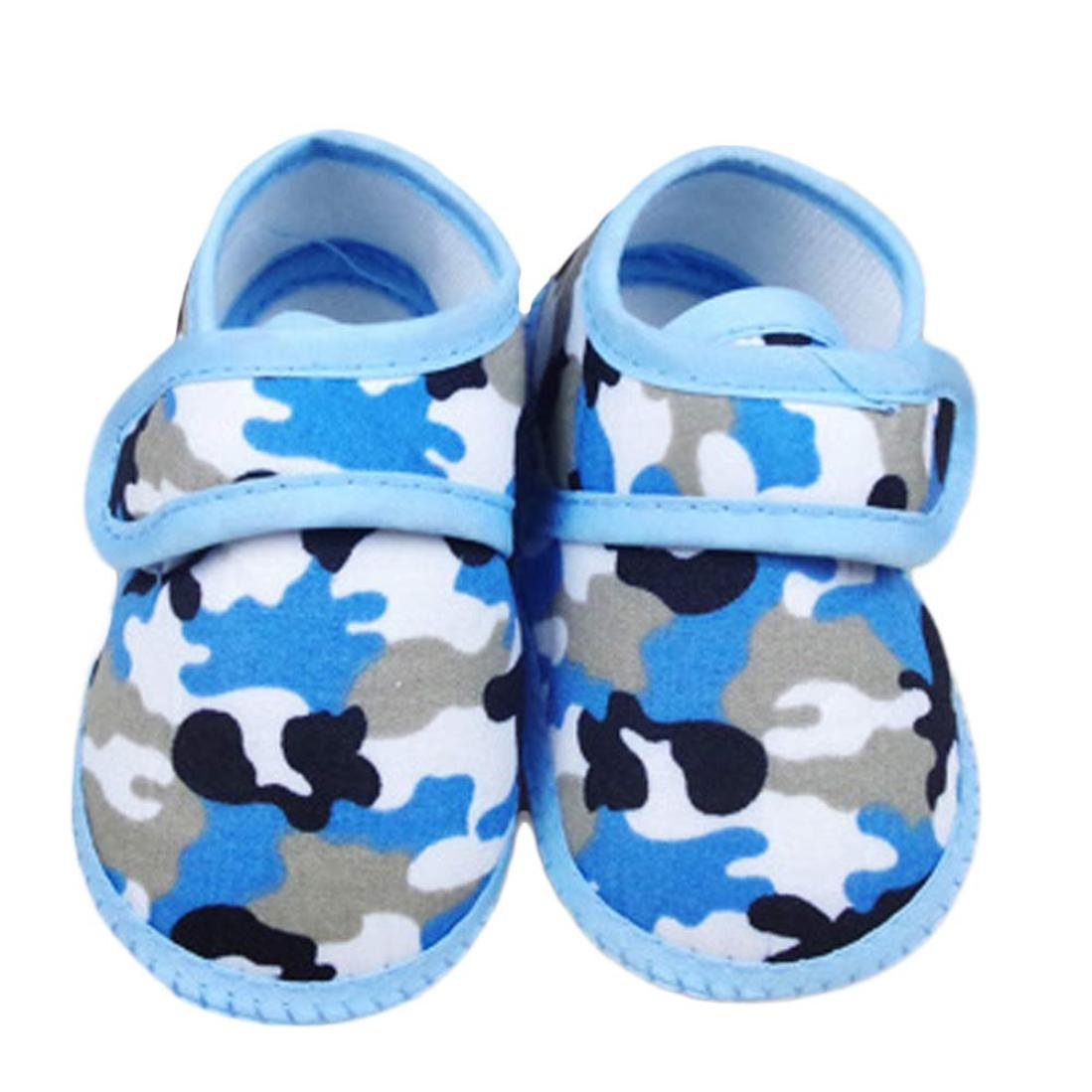 Infant Canvas Sneaker, Iusun Newborn Baby Soft Sole Prewalker Crib Shoes Casual Shoes
