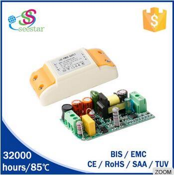 constant current dimmable led driver 12w 20w 30w 700ma led power supply with SAA