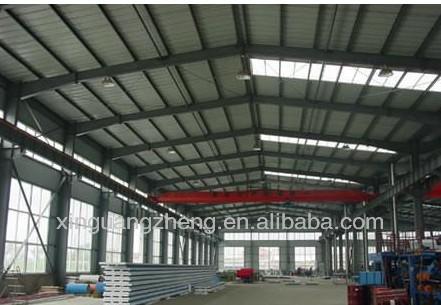 Estructuras metalicas para galpon prefabricado industrial for Estructuras metalicas para tejados