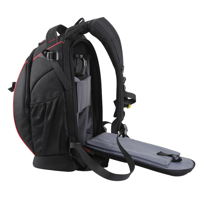Professional Mountain Climbing Camera Bag Tripod Case Backpack