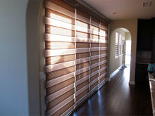 Twins / Zebra Blinds / Combi Blinds / Duo Shades