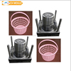 hot sale competitive price plastic fruit basket mould