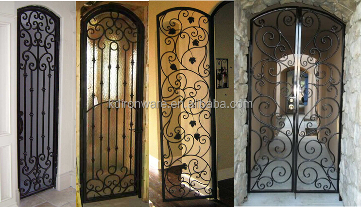 Decorative Wrought Iron Expanded Metal Grill Grates