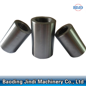 Reinforcing Steel Bar Quick Joint Parallel Thread Coupler/Steel Rod Coupler