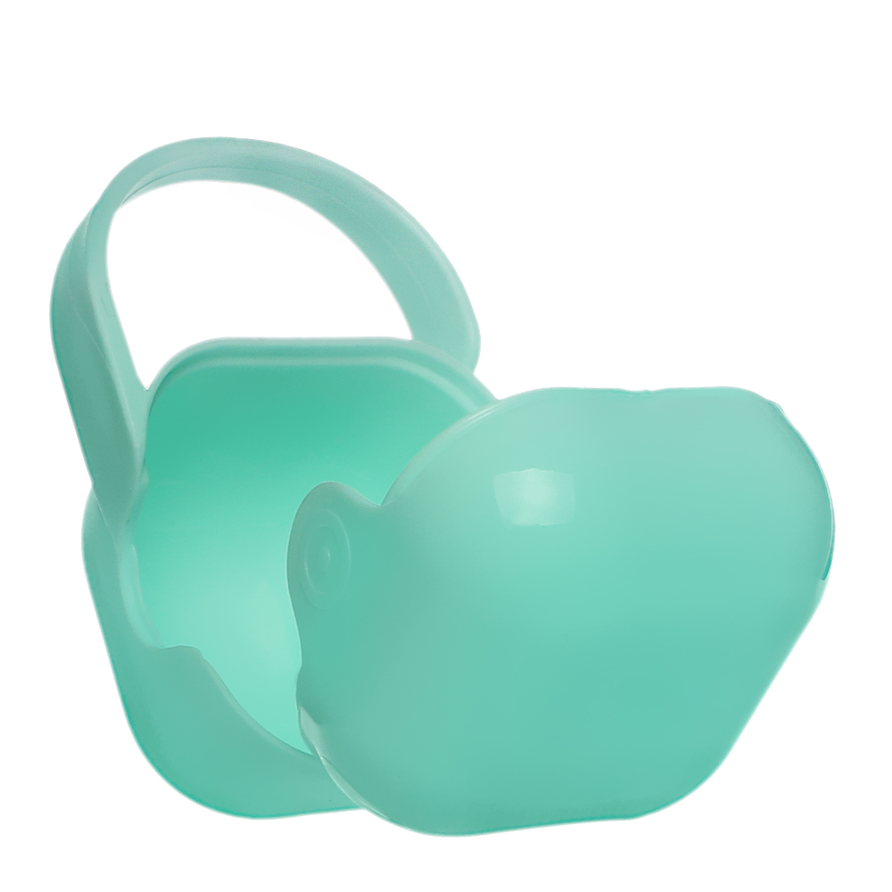 Food grade plastic pacifier case for new <strong>baby</strong>