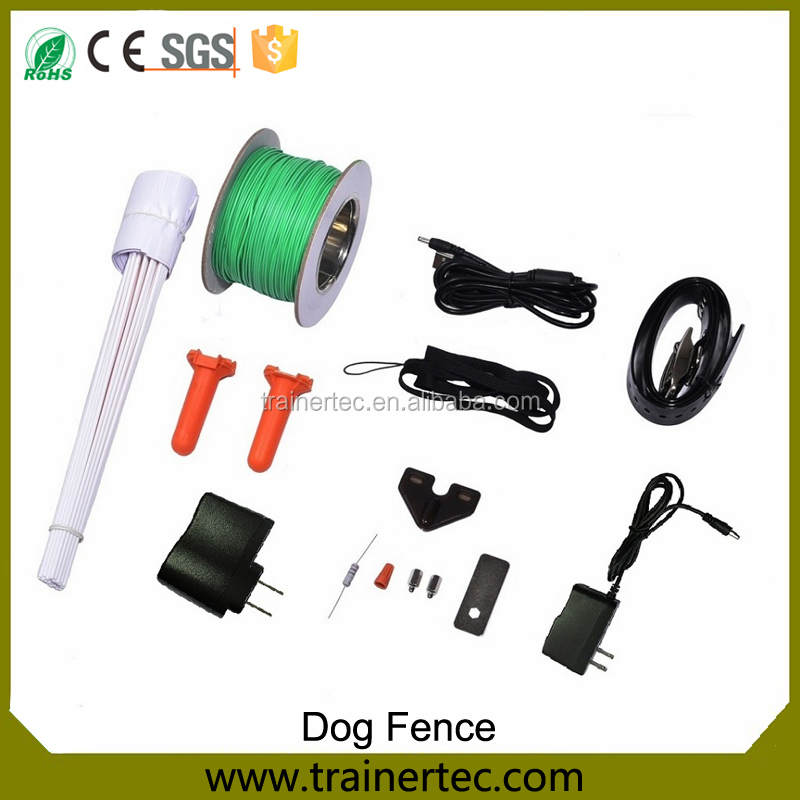 Electronic Invisible Pet Fence Containment Rechargeable & Waterproof