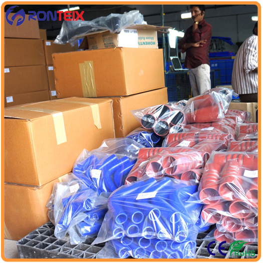 CE, ISO Approved Motorcycle Silicone Hose Kits