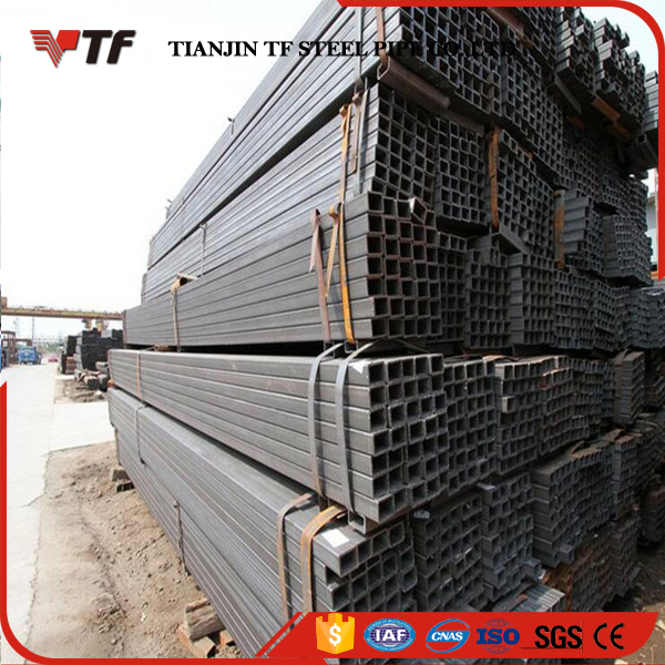 Website business ms hollow section square steel pipe 60*60