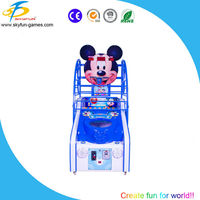Skyfun new basketball game machine boxing arcade machine for children