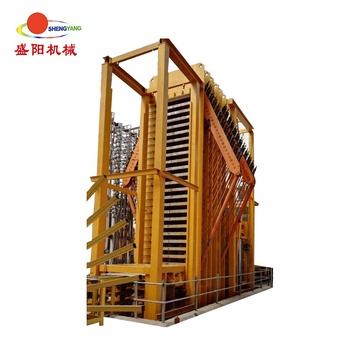 High quality automatic particle board plant