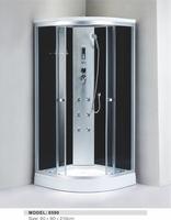 Popular bathroom with shower curtains ideas