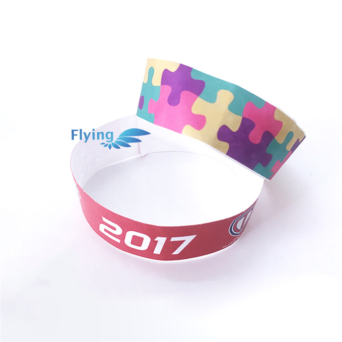 picture relating to Printable Wristbands called Economical Printable Inkjet Printing Tyvek Wristbands - Invest in Tyvek Wristbands,Tyvek Wristbands Reasonably priced,Inkjet Tyvek Wristbands Content upon
