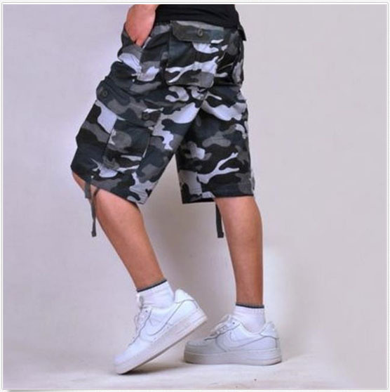 Factory Price Oem Casual Teen Short Pants Bule Plaid Men Shorts ...
