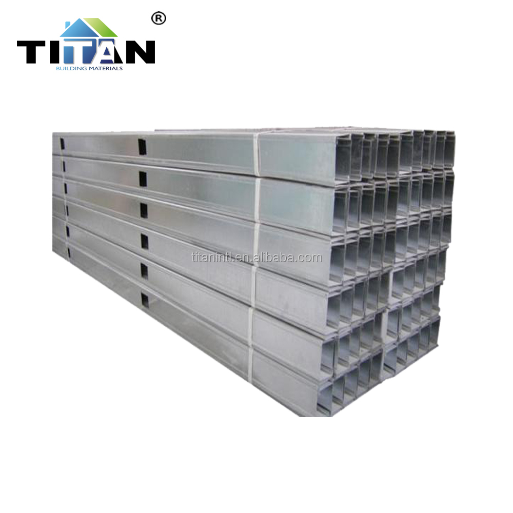 Frame Gypsum Ceiling Channels Galvanised, 100mm Track Drywall Steel