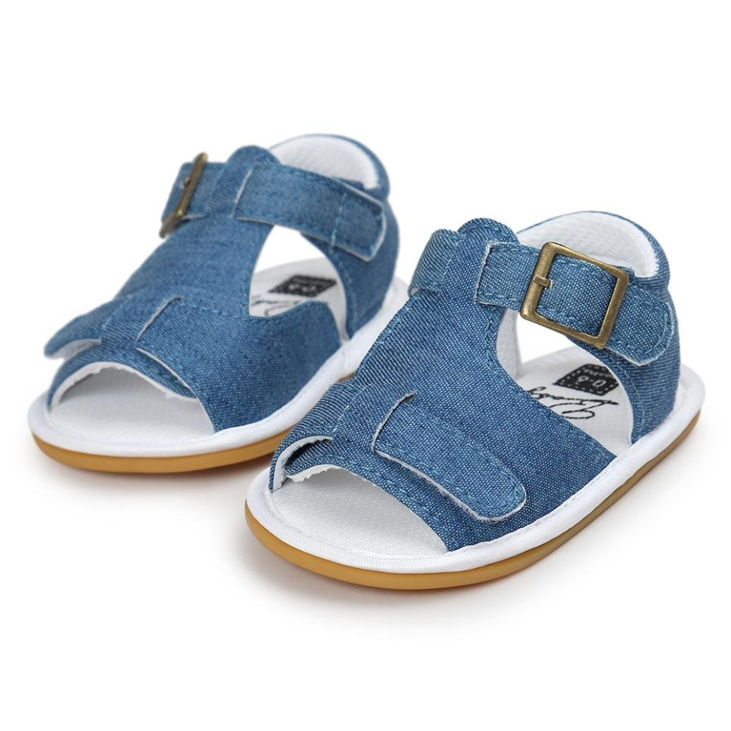 MONsin Summer Sandals First Walkers Infant//Toddlers//Little Kid//Big Kid
