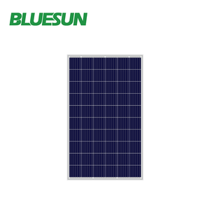 Bluesun cheap solar panel price solar charger cell phone used solar panel poly 300w