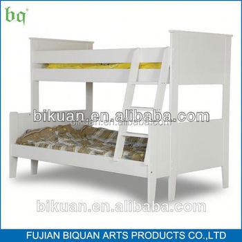3 person bunk bed