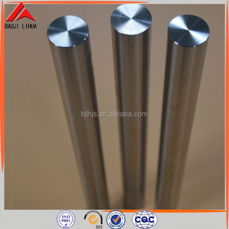 China supplier free sample titanium forging bar