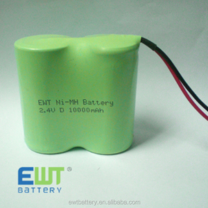 nimh 2/3D rechargeable battery packS 1.2v/2.4v /3.6v/4.8v/6v/7.2v /8.4v/9.6v/12v/14.4v/15.6v/18v/19.2v/24v 3500MAH 7000mah