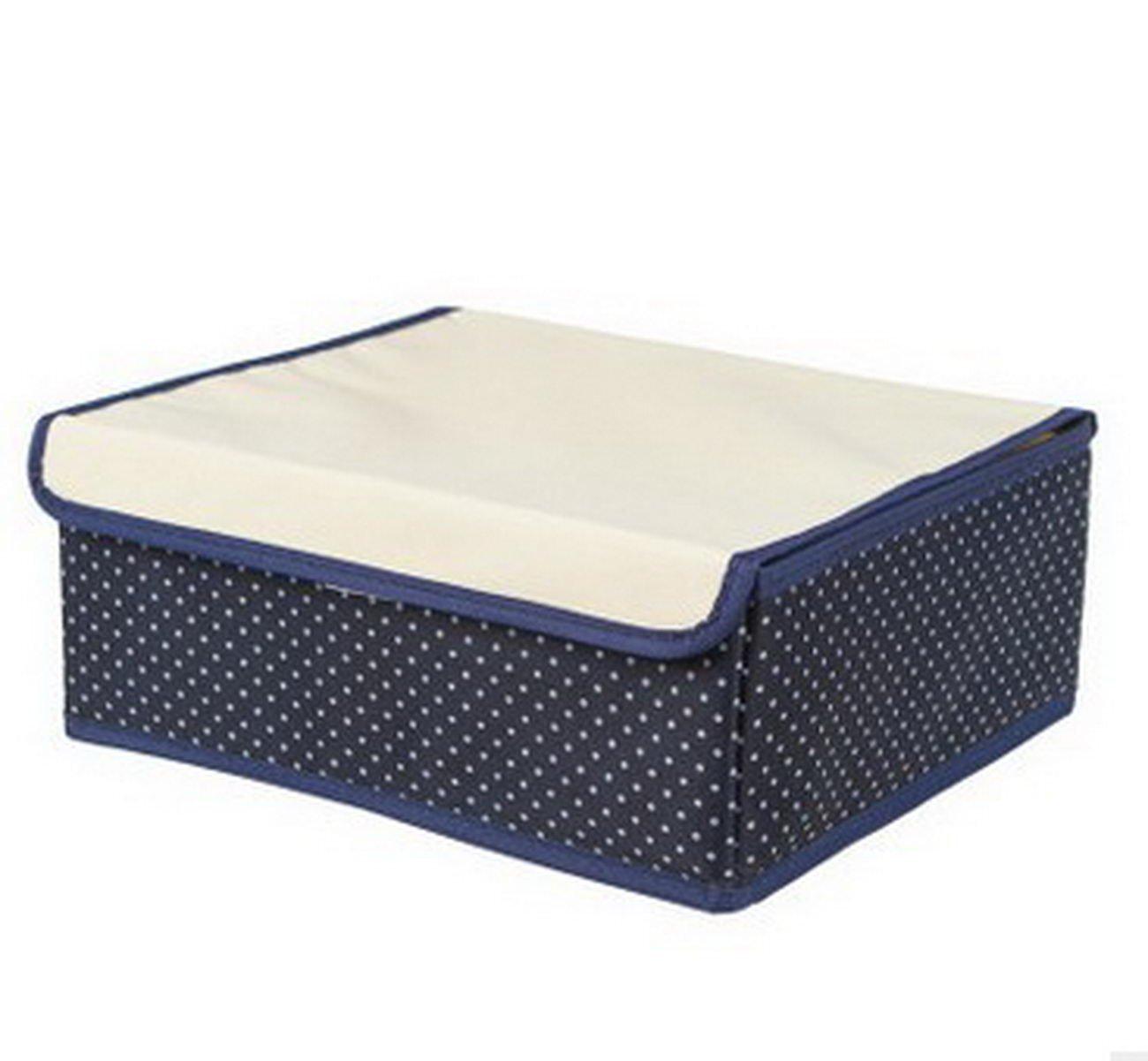 oxford cloth underwear storage box underwear storage box storage box folding storage box storage box underwear socks drawer combo , underwear storage box, folding storage box, oxford cloth underwear