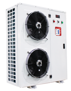 R404a Refrigerant Industrial Refrigeration Machinery Condensing Units Cooling Equipment For Cold Room