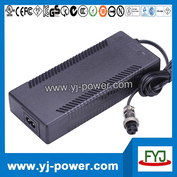 42v 2a hoverboard charger and li ion charger for 36v li-ion battery