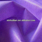 widely usd in home textile PP spunbond nonwoven cloth