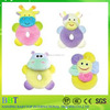 Nanjing Babytop plush baby toy rattles animal musical dog