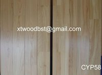Hinoki Cypress Wood Floor