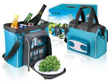 OEMPROMO Cooling,heating,keep warm picnic bag