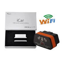 Vgate iCar2 WiFi ELM327 OBDII iCar2 OBD Car Diagnostic Tool for IOS iPhone iPad Android PC