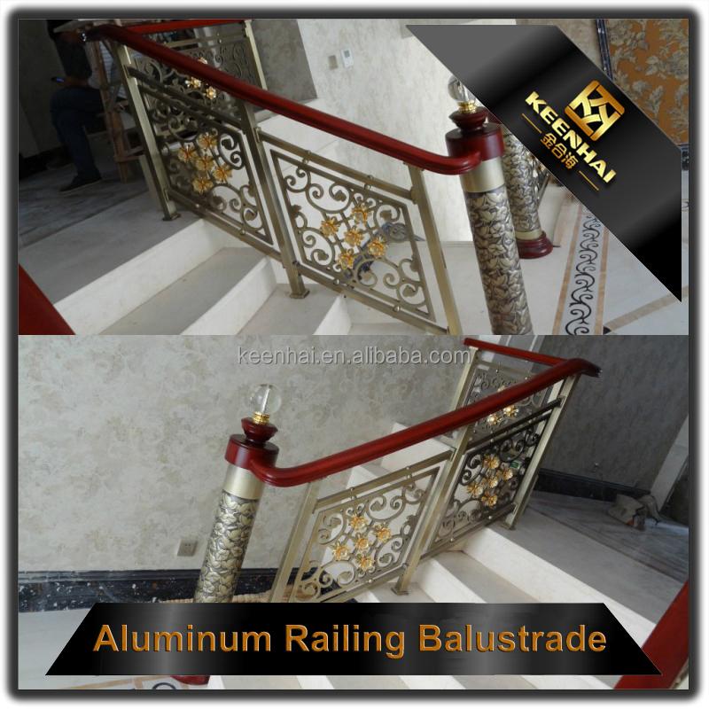 decorative aluminum railing. Indoor Decorative Aluminum Stairs Railing  Buy Product on Alibaba com