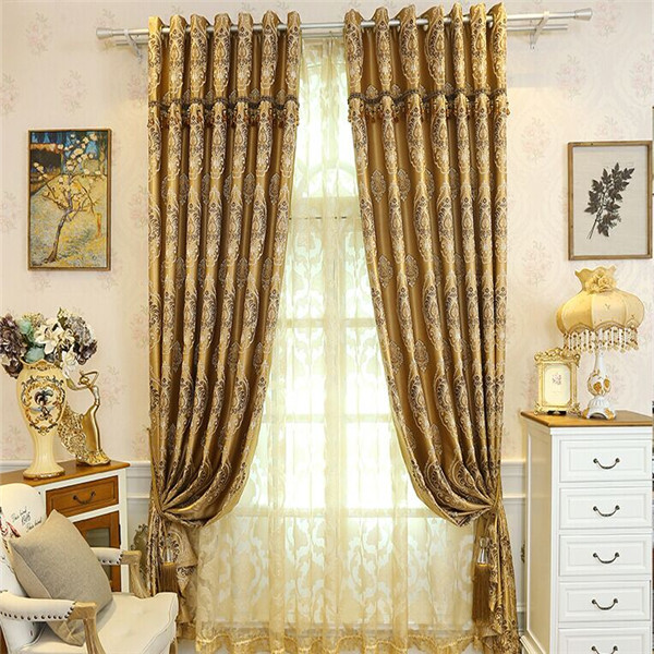 samrt electrically operated curtains with curtain rail