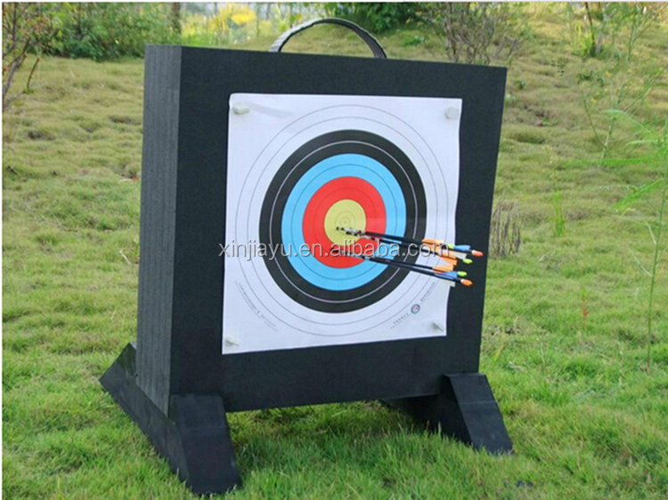 Wholesale harmless EVA foam archery targets foam board for shooting OEM